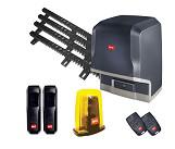 Sistem automat deschidere porti culisante ICARO SMART 2000 KIT 230V + 4m cremaliera BFT [0]