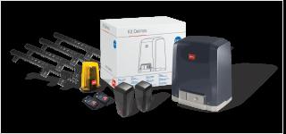 Kit automatizare poarta culisanta DEIMOS A400 BT + 4 CREMALIERE BFT [0]