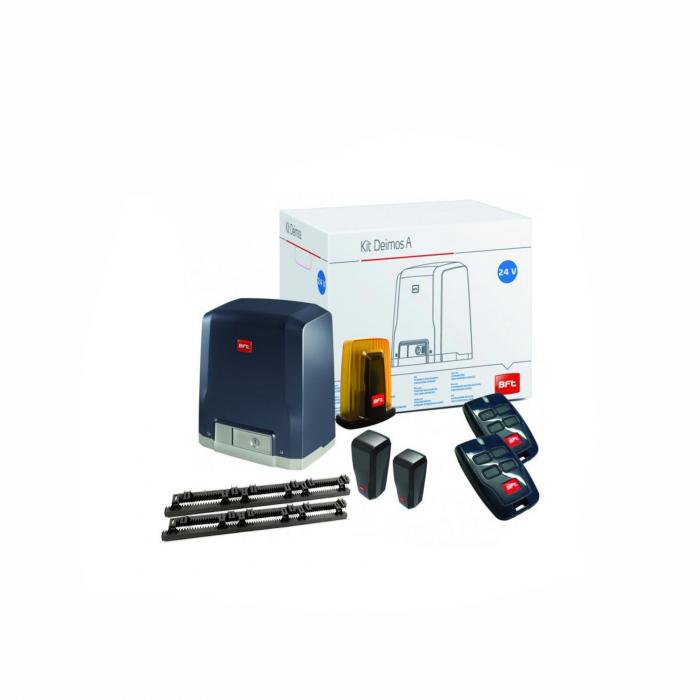Kit automatizare DEIMOS AC 230V BT A600 + 4 CREMALIERE BFT [0]