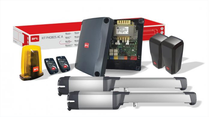 Kit automatizare poarta batanta PHOBOS AC A50 230V BFT [0]