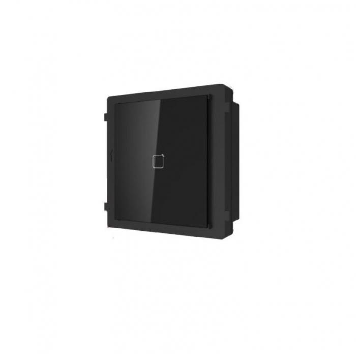 Modul cititor de card EM pentru videointerfon modular  DS-KD-E Hikvision [0]