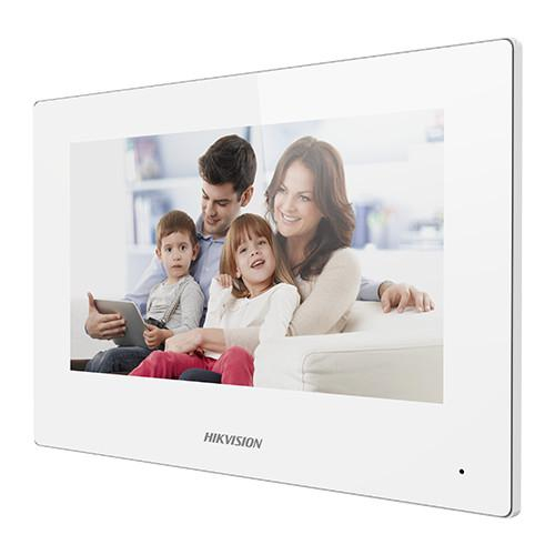Monitor videointerfon WIFI modular 7 color DS-KH6320-WTE1-W Hikvision [0]