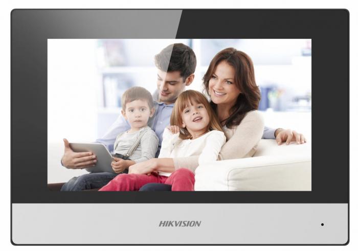 "Monitor videointerfon WIFI modular 7"" color Hikvision DS-KH6320-WTE1/EU [0]"
