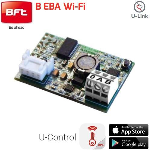 Telecomanda wireless BFT B-EBA WiFi [0]