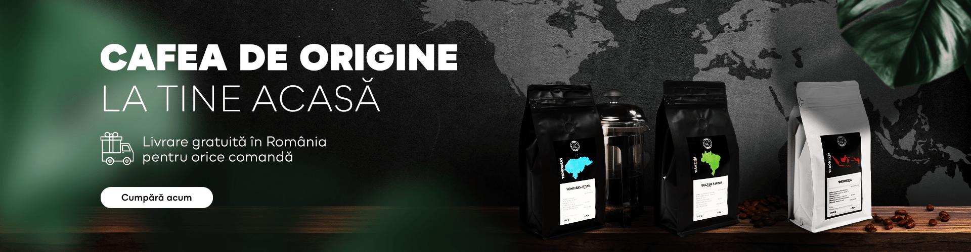 Cafea De Origine La Tine Acasa