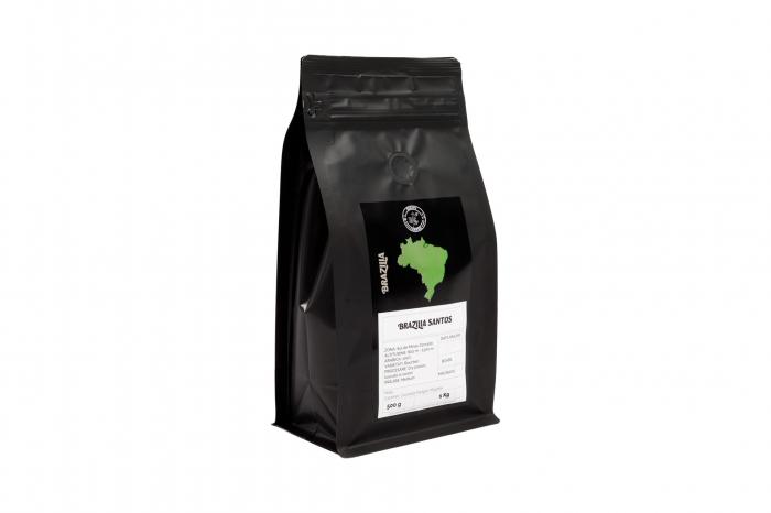 Specialty Coffee BRAZILIA SANTOS - Cafea Arabica Proaspat Prajita [0]