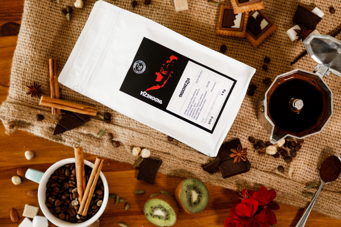 Specialty Coffee INDONEZIA SUMATRA MANDHELING - Cafea Arabica Proaspat Prajita [2]