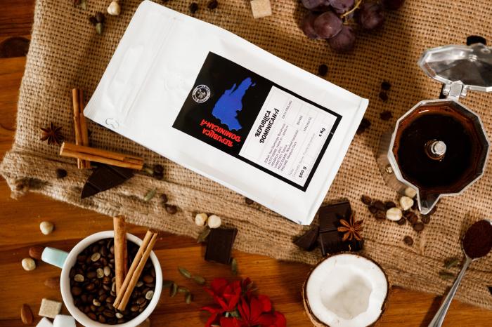Specialty Coffee REPUBLICA DOMINICANA - Cafea Arabica Proaspat Prajita [2]