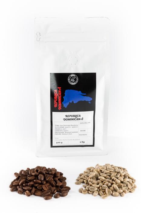 Specialty Coffee REPUBLICA DOMINICANA - Cafea Arabica Proaspat Prajita [1]