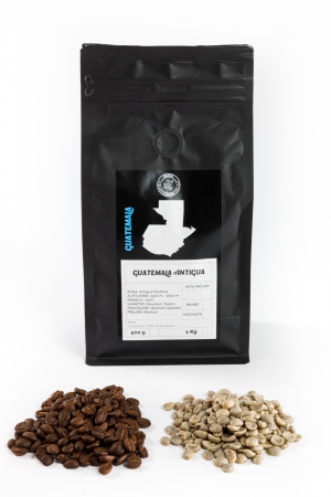Specialty Coffee GUATEMALA ANTIGUA - Cafea Arabica Proaspat Prajita [1]