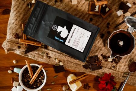 Specialty Coffee GUATEMALA ANTIGUA - Cafea Arabica Proaspat Prajita [2]