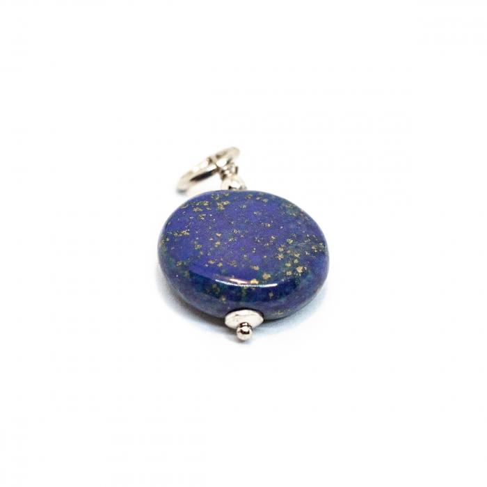 Pandantiv Creatie cu Lapis Lazuli si Argint [0]
