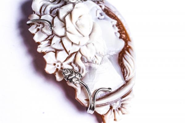 Pandantiv  din Argint cu Camee [2]