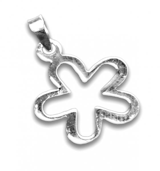Pandantiv din Argint  Floare Decupata [0]