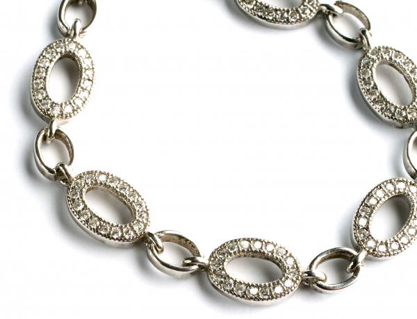Brățară din Argint cu  Zirconii 1