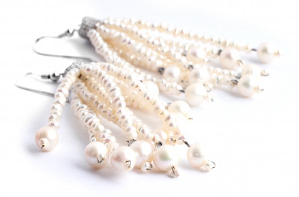 Cercei Perle de Cultură 1