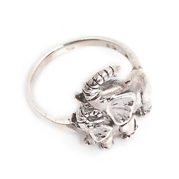 Inel Elefănţei Argint