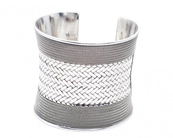 Bratara din Argint Catusa 0