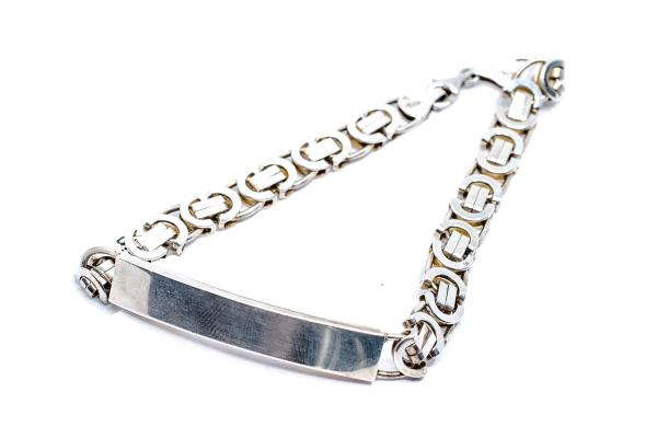 Bratara Argint Barbateasca 1