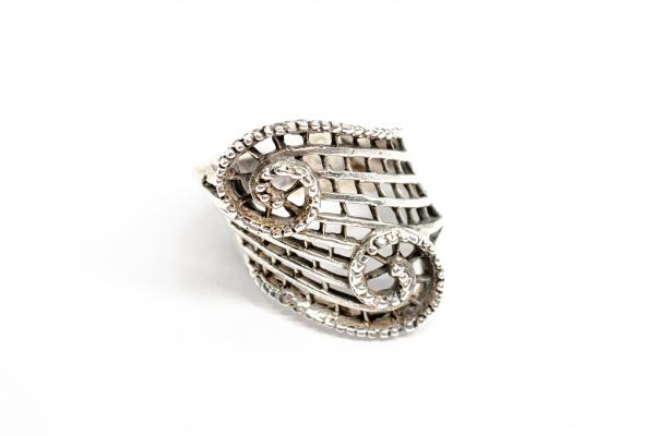 Inel din Argint cu Model 0