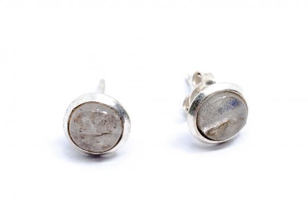 Cercei Labradorit şi Argint [0]