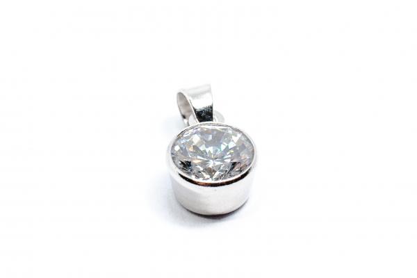 Pandantiv din Argint cu Zirconiu [0]