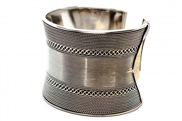 Bratara Catusa Argint 0