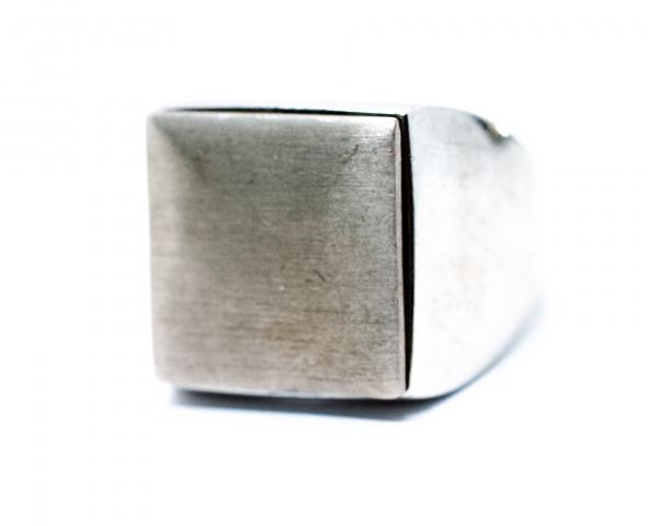 Inel din Argint  Barbatesc 0