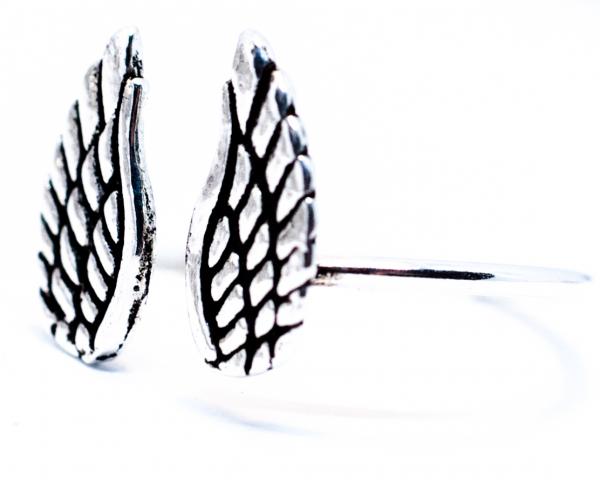 Inel  din Argint Aripi 0