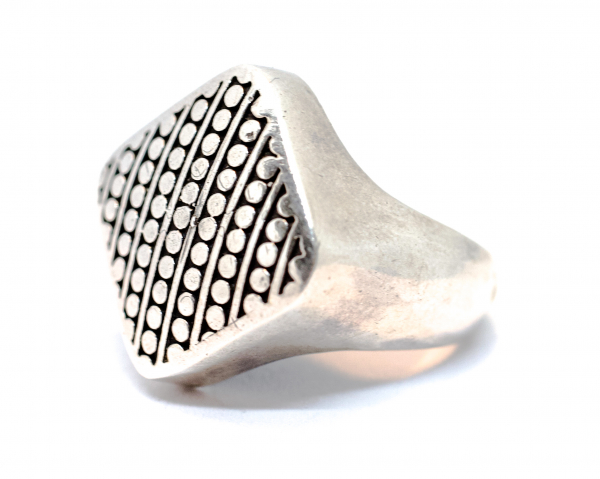 Inel din Argint Masiv 0