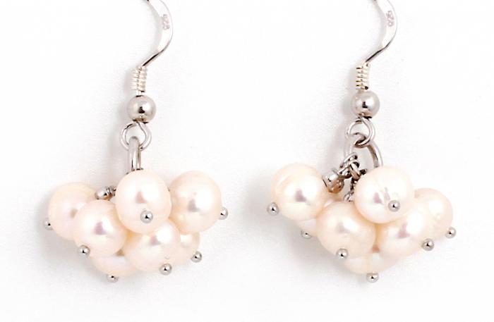 Cercei Creatie cu Perle de Cultura si Argint [1]