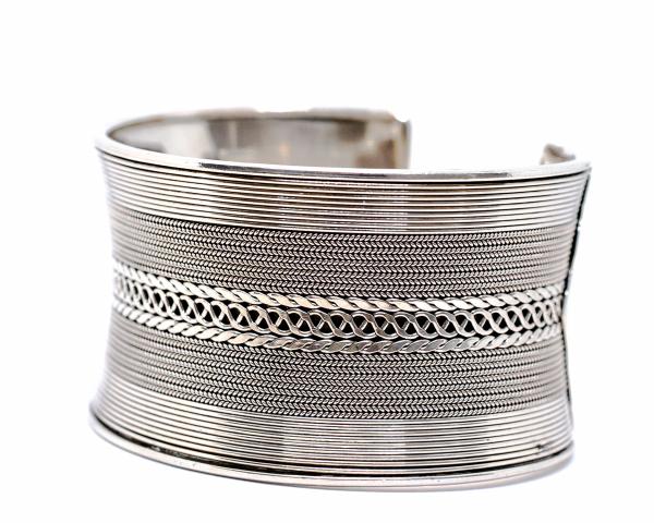 Bratara Catusa Argint 2