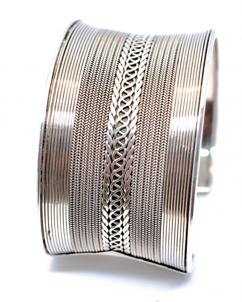 Bratara Catusa Argint 3