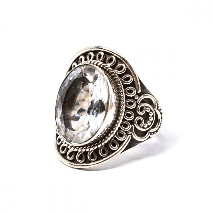 Inel din Argint cu Cuart [0]