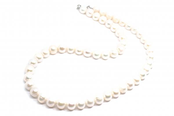 Colier Creatie cu Perla de Cultura si Argint 1