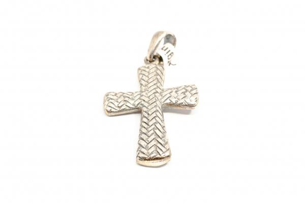 Pandantiv Cruce si Argint 0
