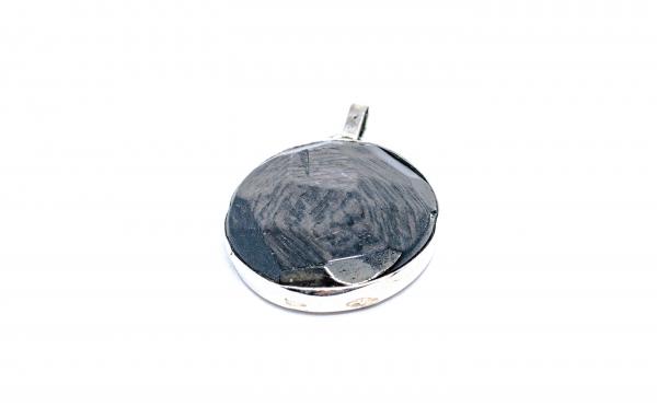 Pandantiv din Argint cu Granat 0