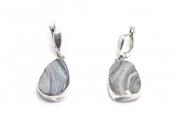 Cercei din Argint cu Druzy 0
