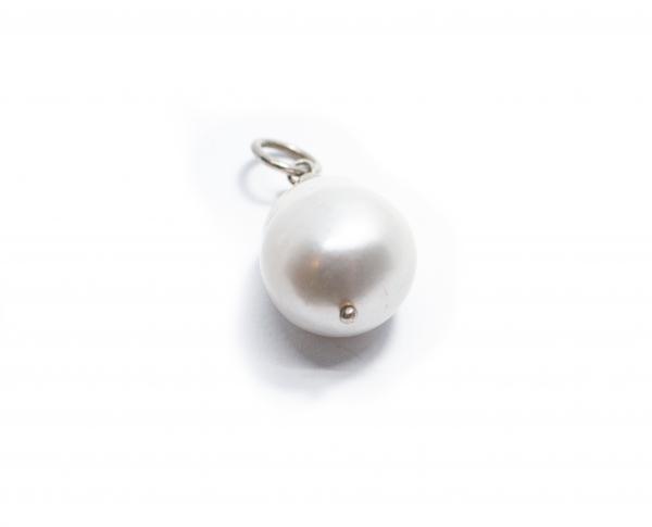 Pandantiv din Perla cu Argint 0