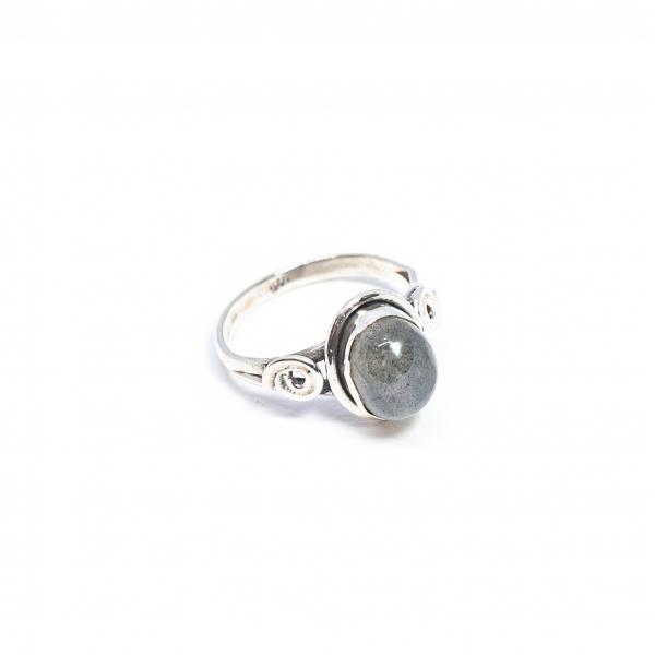 Inel din Argint cu Labradorit 0