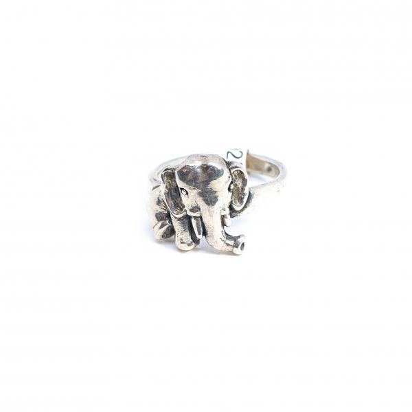 Inel din Argint Elefant 0