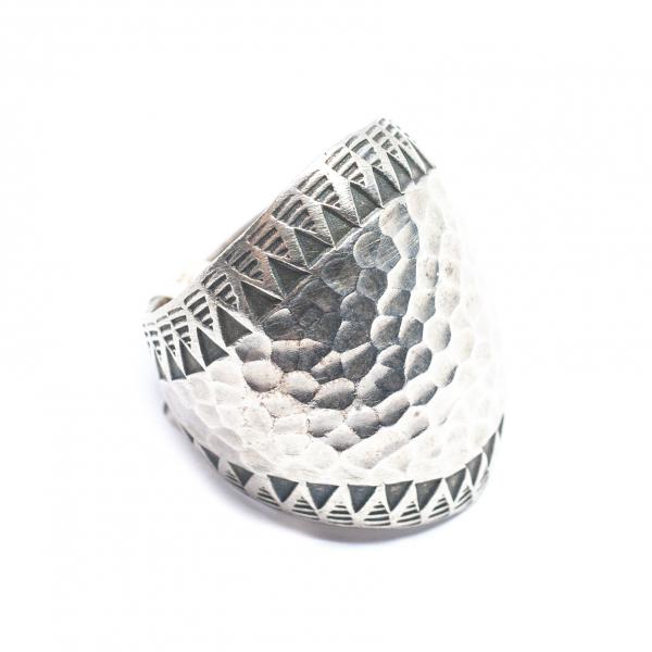 Inel din Argint Patinat 0