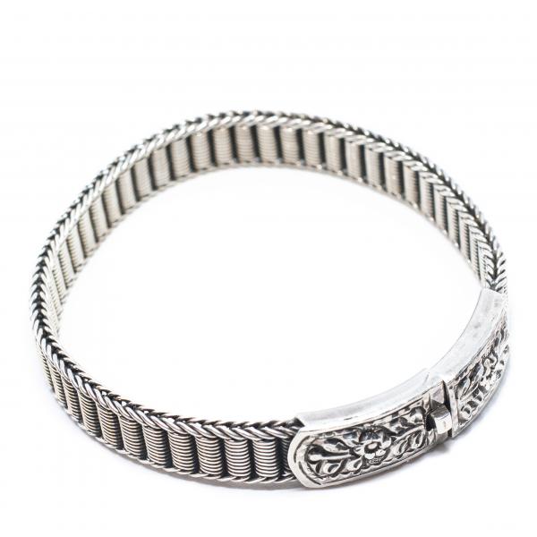 Bratara din Argint Masiv 1