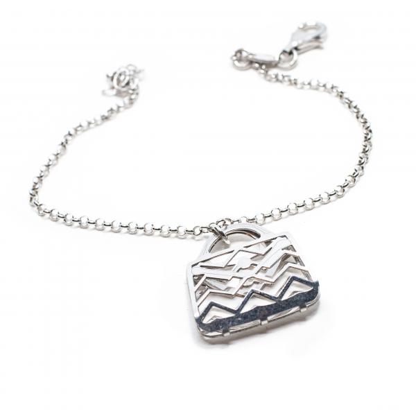 Bratara din Argint cu Gentuta [1]