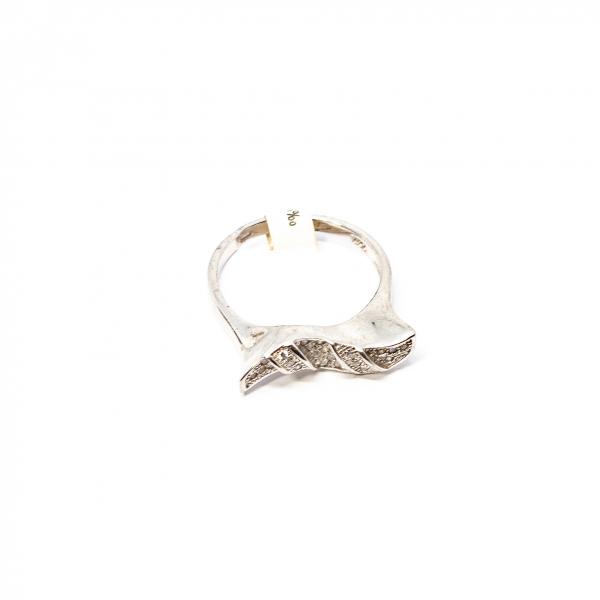 Inel din Argint cu Zirconiu [0]