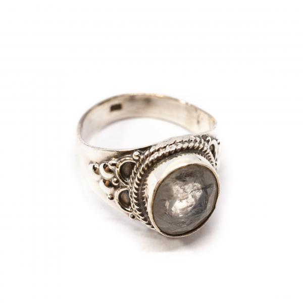 Inel din Argint cu Labradorit [1]
