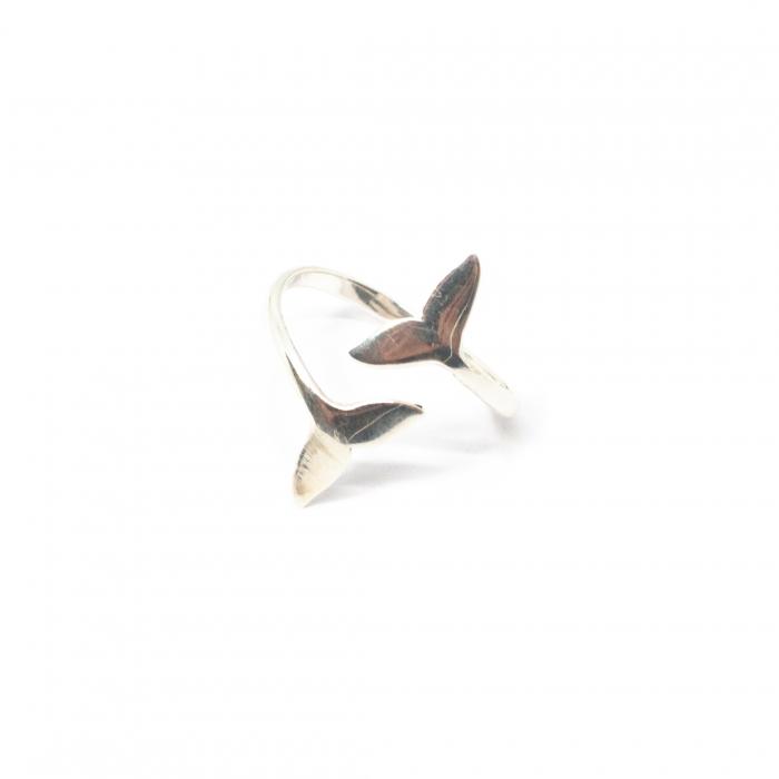 Inel din Argint cu Model Randunica [0]