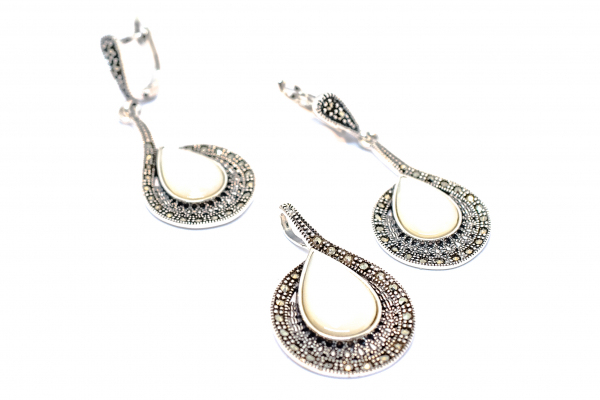 Set Sidef si Marcasite 2