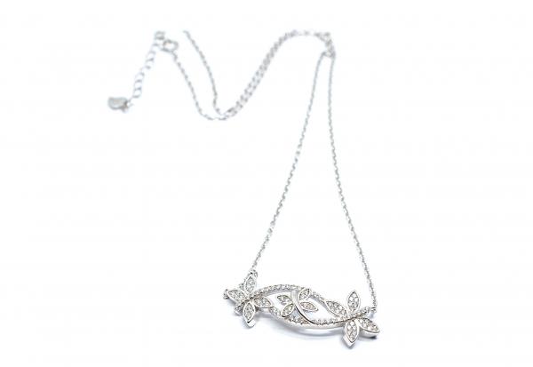 Lant din Argint cu Zirconiu [1]
