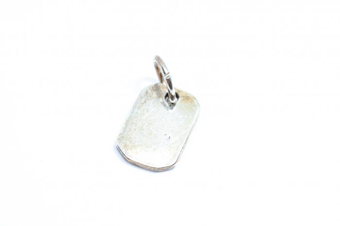 Pandantiv Placuta din Argint [0]